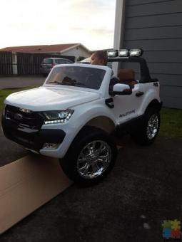 Kid Ford Ranger