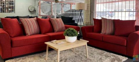 NEW ZEALAND Made Furniture city Chloe 3.5 + 2 Sale 35% off $3500