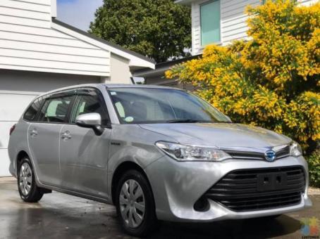 Toyota Corolla Year 2015