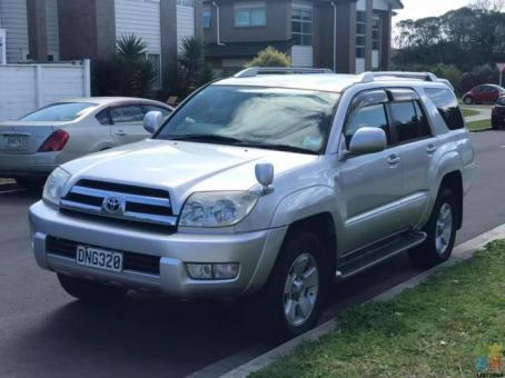 2003 Toyota hilux surf ssrg