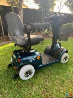 Mobility Scooter CTM Model been Stored inside Amazing Beautiful Condition Smooth