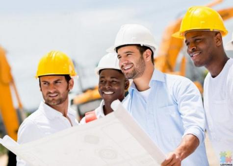 Construction and Civil Labourers Wanted!!!