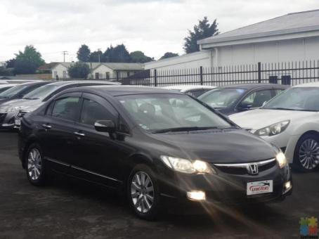 2007 Honda Civic Hybrid low mileage No finance deposit from $59 weekly