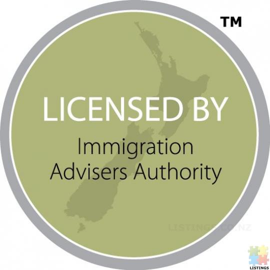 All types of visa to New Zealand - 1/2