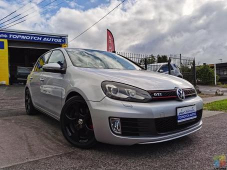 2009 VW GOLF Gti MK6 /from $79 pw/full leather/cruise/73ks