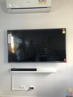 TV Wall Mount Installing