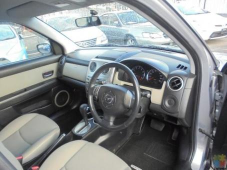 2005 Mazda verisa **low kms**excellent condition**