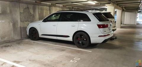 Car park rental