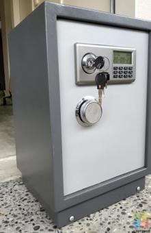 Digital Electronic Safe Security