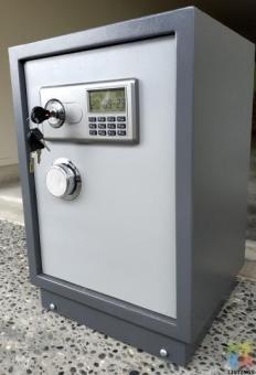Digital Electronic Safe Security