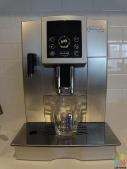Delonghi compact automatic coffee maker