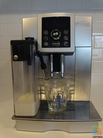 Delonghi compact automatic coffee maker - 2/5
