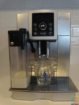 Delonghi compact automatic coffee maker