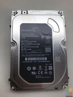 Apple iMac Fusion Drive Seagate Hard Disk 1TB