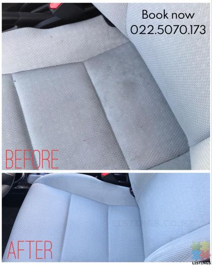 Car seats cleaning (Auckland) - 2/7