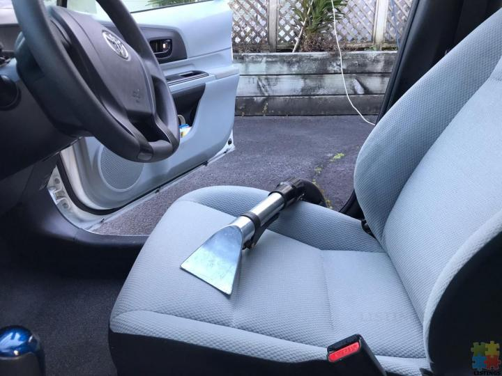 Car seats cleaning (Auckland) - 6/7
