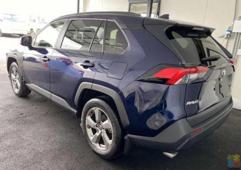 2019 Toyota Rav4 GXL 2.5P/AWD/8AT - Finance Available - Free Delivery Most Areas