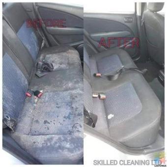 5 seater vehicle seat floor mat shampoo