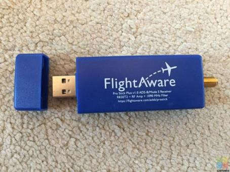 FlightAware Pro Stick Plus (USB SDR ADS-B Receiver)