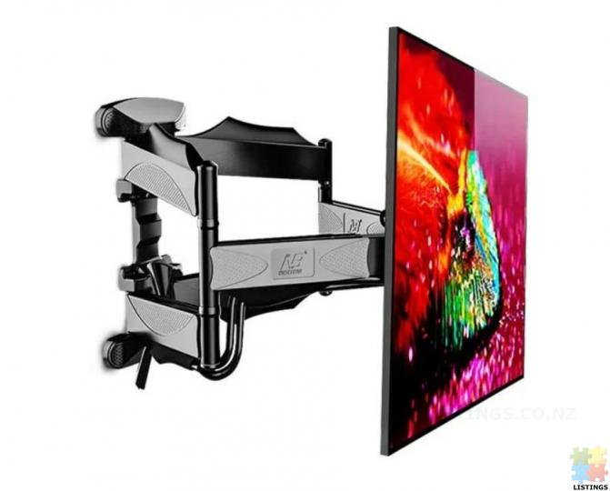 Full Motion TV Wall Bracket Mount Cantilever Mount for LED, LCD & Plasma TVs Size 32 - 1/1