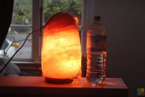 BIG Himalayan Salt Lamp 11.4 KG BRAND NEW