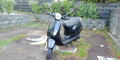Scooter 50cc / Moped (2017)