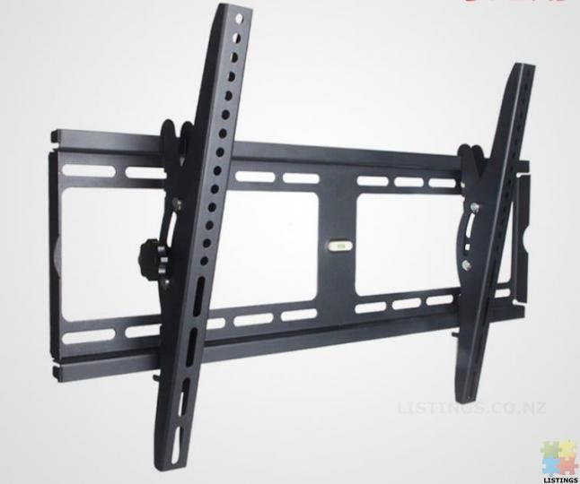 ±15° Tilt TV Wall Bracket for 40-65'' Flat TV, Brand new - 1/1