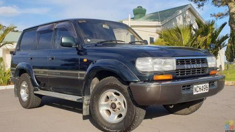 1994 Toyota landcruiser vx 4.2 diesel