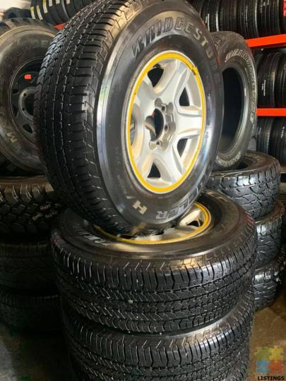 Used tyres - 1/1
