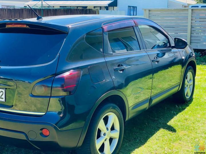 Nissan Dualis 2009 in very neat condition ( Low kms) - 1/3
