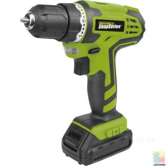 Rockwell ShopSeries Cordless Drill 12V