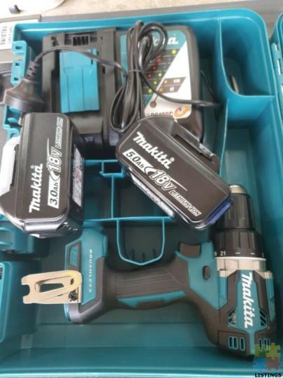 Makita Power Tools - 1/4