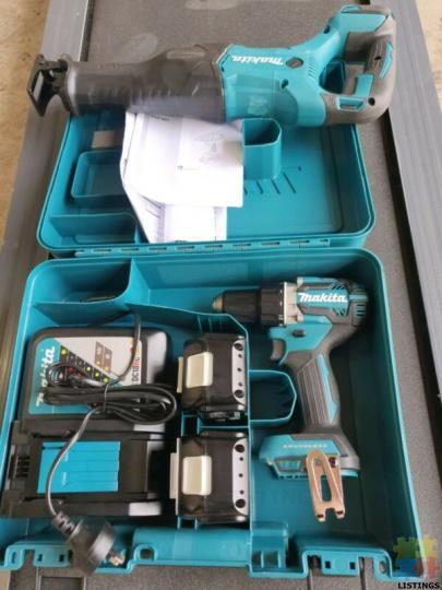 Makita Power Tools - 2/4