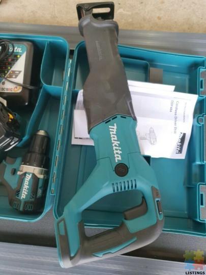 Makita Power Tools - 3/4