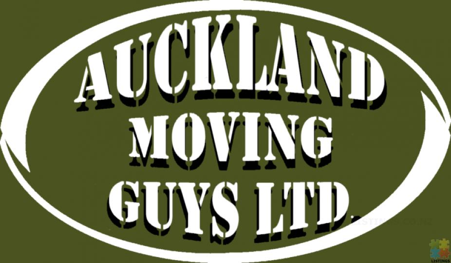 Auckland Moving Guys - 1/1