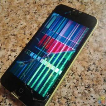 Samsung iPhone huawei iPad oppo screen