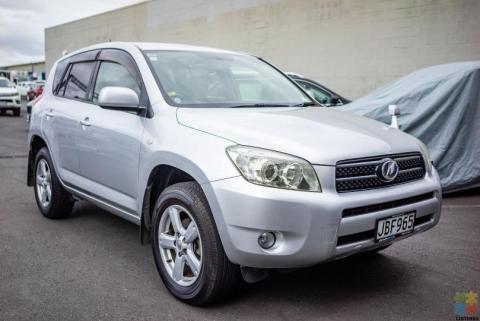 Toyota RAV4 2006, 62000 km