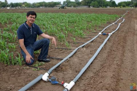 Irrigation Worker