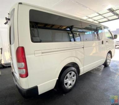 2009 Toyota Hiace Petrol Automatic - Finance Available - Delivery Options