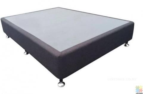 COMFORT RANGE QUEEN SLEEPSET ( base+ mattress) (Clearance sale) Offer valid for limited
