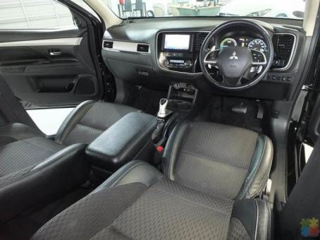 2014 Mitsubishi Outlander Plug in hybrid electric vehicle AWD for sale