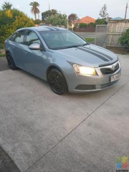 2010 holden cruze manual