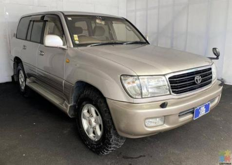 1998 Toyota Landcruiser 100 series - 24 Valve Diesel - Finance Available