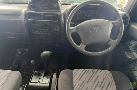 1996 Toyota Landcruiser Prado TX Diesel - Finance Available