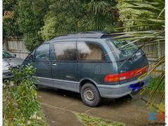 Toyota Estima Lucida 1993.