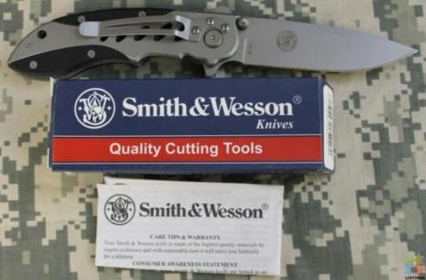 Smith & Wesson CK70 Extreme OPS Folding Knife