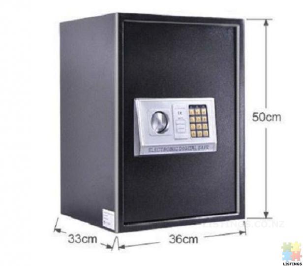 Brand New Large Digital Home Security Lockable Safe - 1/1