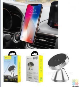 Phone holder (lock car mount)-One Push Lock Holder