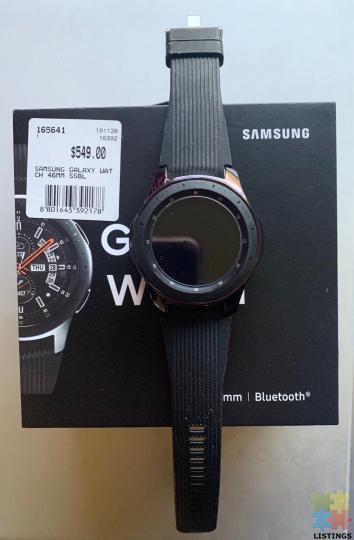 Samsung Galaxy Watch 46 mm - 1/4