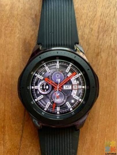 Samsung Galaxy Watch 46 mm - 3/4
